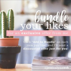 Bundle Your Likes for a Private Offer