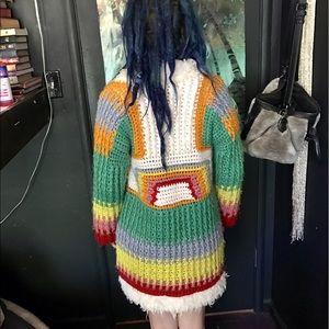 Rare UNIF Hendrix sweater