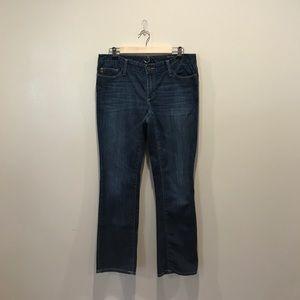 Eddie Bauer Denim - Eddie Bauer Jeans straight leg Size 10s