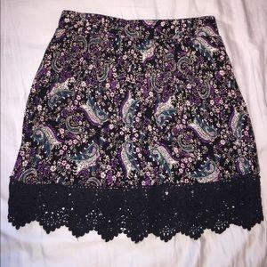 Copper Key Dresses & Skirts - Copper key skirt
