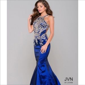 Jovani Dresses & Skirts - Jovani Dress Royal Blue