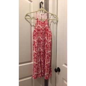 Everly Dresses & Skirts - Everly red and white dress