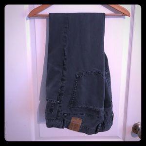 GAP Other - GAP Slim Gray/Blue Pants