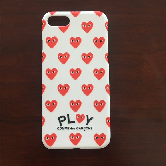 Iphone Case Comme Des Garcons Play Cdg