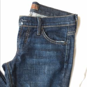 James Jeans Denim - James jeans dry aged denim, sz 25/24, straight