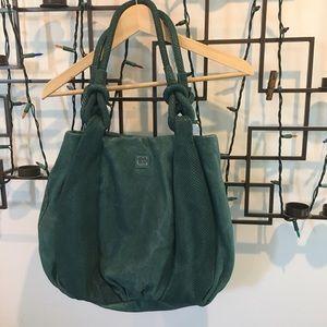 BOSS ORANGE Handbags - BOSS Orange Turquoise hobo bag