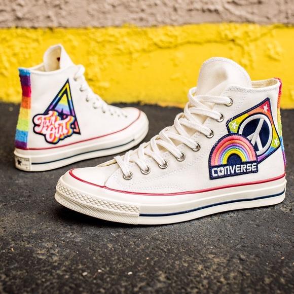 """86bb7633d9c05b Converse All-Star  70 Hi """"Pride"""" shoes"""