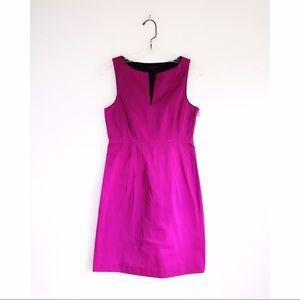 Theory Dresses & Skirts - Theory Magenta Pencil Dress size 2