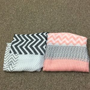 Multi-Patterned Scarf