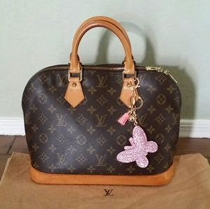 Louis Vuitton Handbags - 💖🎀AUTH Louis Vuitton Alma PM🎀💖