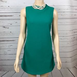 AX Paris Dresses & Skirts - AX Paris ASOS green sleeveless dress pockets siz 6