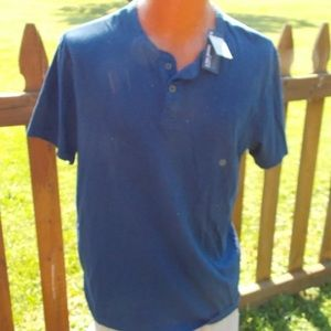 American Eagle Outfitters Other - American Eagle Outfitters Mens Henley Size Large