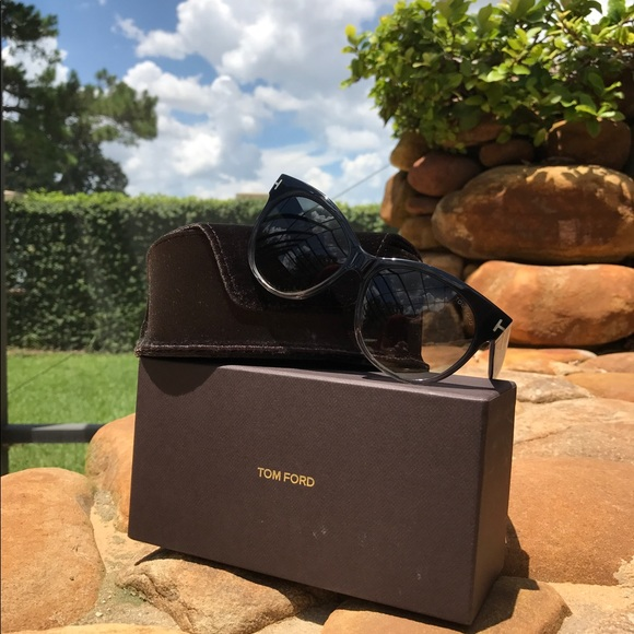 a516c98c5dbf1 Tom Ford Saskia Sunglasses. M 596520728f0fc40af2113eea