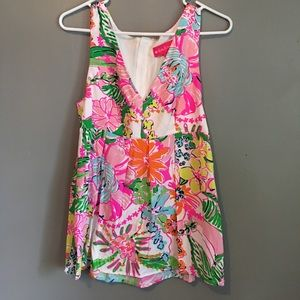 Lilly Pulitzer for Target Tops - Lilly Pulitzer for Target  Nosey Posie Tank Size M