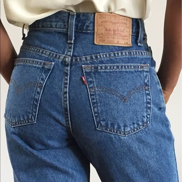levi 39 s vintage 90 39 s levis high waisted mom jeans from wendy 39 s closet on poshmark. Black Bedroom Furniture Sets. Home Design Ideas