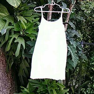 Covington Dresses - Cool Fresh Cotton Eyelet Fabric Dress