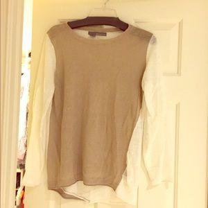 360 Sweater Sweaters - Cute Lightweight linen sweater