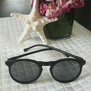 English Laundry Accessories - English Laundry Black Sunglasses - Unisex Frames