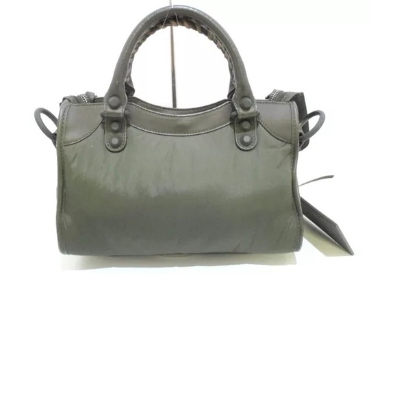 0aef96db4 Balenciaga City Bag Khaki | Stanford Center for Opportunity Policy ...