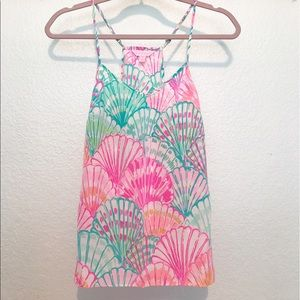 Lilly Pulitzer Tops - Oh Shello Dusk Top Lilly Pulitzer