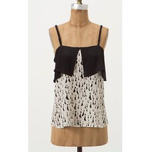 Anthropologie Tops - Anthropologie Girls From Savoy Haute Silhouttes
