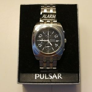 Pulsar Accessories - Pulsar Watch with Alarm