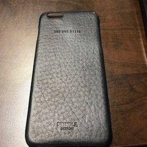 Shinola Accessories - Shinola iPhone 6 Plus cell phone case