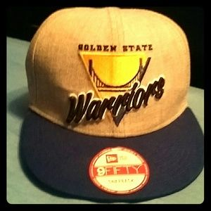 9fifty Other - Golden state Warriors collectors hat