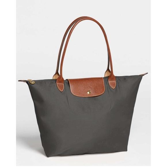 Longchamp Handbags - Longchamp le pliage tote nylon LARGE 74d98d7add