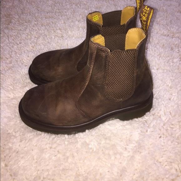 Dr. Martens Shoes - Dr. Martens Crazy Horse Chelsea Boot fcfc6ea4f
