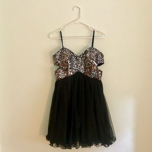 Blondie Nites Dresses & Skirts - Sequin party dress