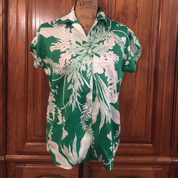 2b8f321c Vintage Tops | 1960s Hawaii Nei Hawaiian Shirt | Poshmark