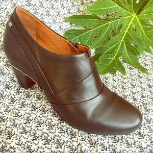 PIKOLINOS Shoes - PIKOLINOS leather ankle booties side zip (8/8.5)