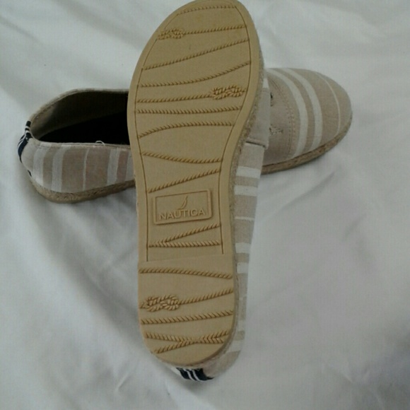 brand new canvas slip on shoes from