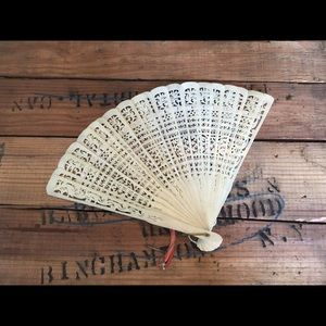 Accessories - Antique Chinese Fan