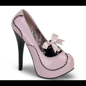 Shoes - Cupcake Heels( pink)
