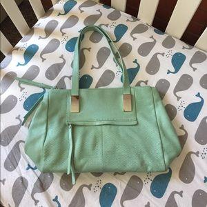 b. makowsky Handbags - B. Makowsky Mint Green Purse