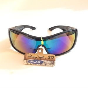 Panama Jack Other - Men's metallic sunglasses
