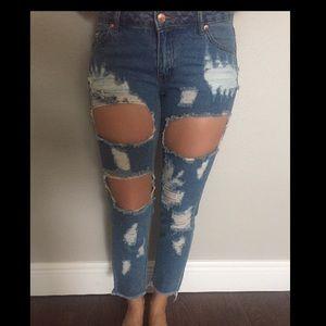 Pretty Rebellious Denim - Jeans