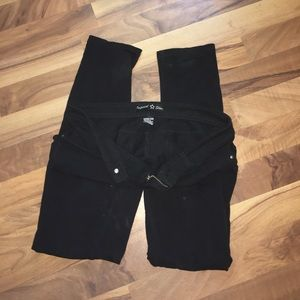 Imperial Star Pants - Black jeggings