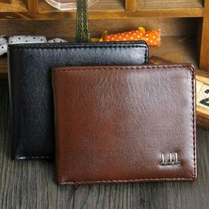 Other - Mens Designer Leather Secure Zip Wallet