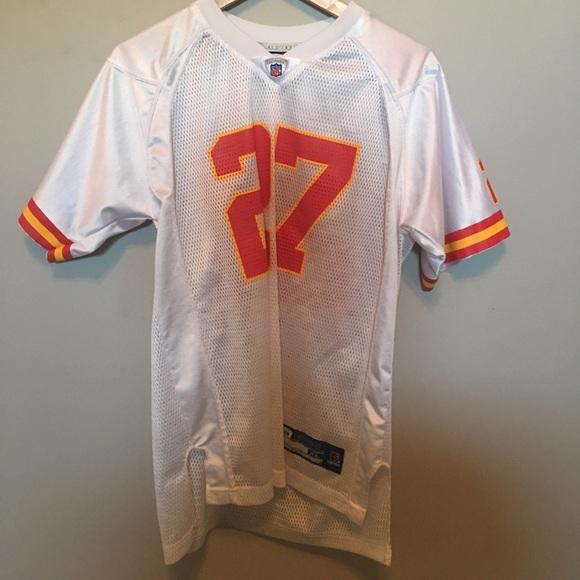 the latest a5131 e2da8 Rare Larry Johnson Kansas City Chiefs Jersey
