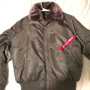 Alpha Industries Other - Alpha industries Bomber jacket