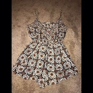 Amuse Society Other - AMUSE SOCIETY ROMPER! SIZE SMALL!