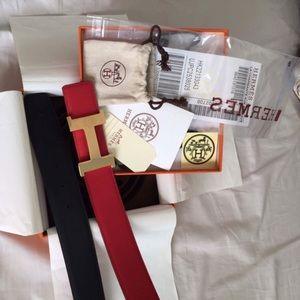 Other - Hermes belt