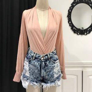 Fashion Nova Pants - Fashion nova shorts worn once