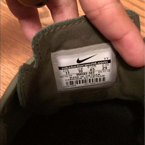 Nike Sb Måne Stefan Janoski Qs Camo Netting UUner
