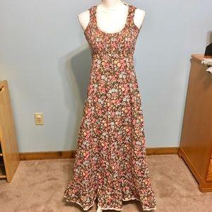 Gorgeous Vintage Floral Dress!!!