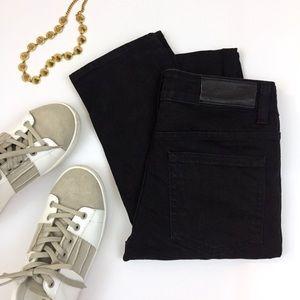 Acne Denim - ACNE STUDIOS Hex Cash Black Skinny Denim Jeans