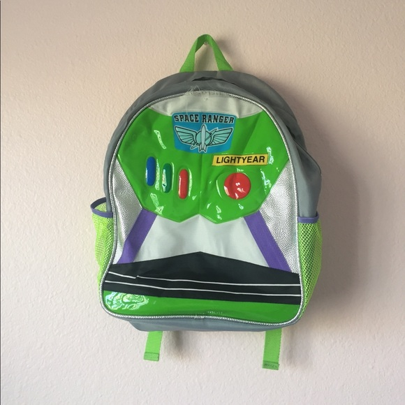 8eb9a78d655 Disney Other - Buzz lightyear backpack